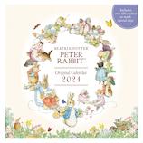 【2021年版・壁掛】絵本の家 ピーターラビット カレンダー