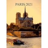 【2021年版・壁掛け】 DREAGER CALENDAR PARIS 21PC-003