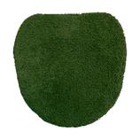 TMミューファンⅢ フタカバー 洗浄暖房用 モスグリーン