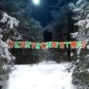 【クリスマス】メリークリスマスバナー L 長240cm
