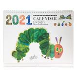 【2021年版・壁掛】ケイエス販売 エリック・カール ベストコレクション カレンダー 6760
