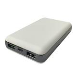 agreen モバイルバッテリー JMB‐F100PD ホワイト