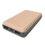 agreen モバイルバッテリー JMB‐F100PD ピンク