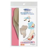 村井 Shoesfit.com すきまささえ隊 レディース ベージュ│フットケア