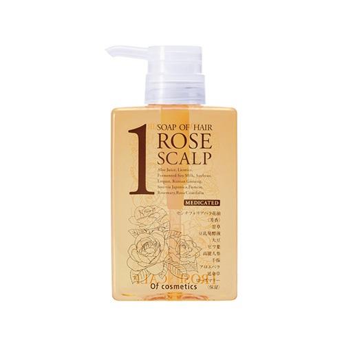 1-ROSE スキャルプ頭皮ケアシャンプー