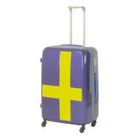 イノベーター スーツケース ジップタイプ 70L INV63T サーフブルー×イエロー