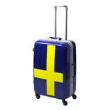 イノベーター スーツケース フレーム 60L INV58T ブルー×イエロー