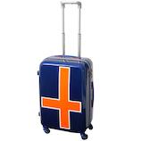 イノベーター(innovator) スーツケース ジッパー INV55T ブルートリコ 50L