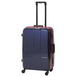 イノベーター スーツケース フレームタイプ INV58 インディゴ 60L