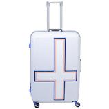 イノベーター(innovator) スーツケース フレーム INV68T ホワイトトリコ 90L