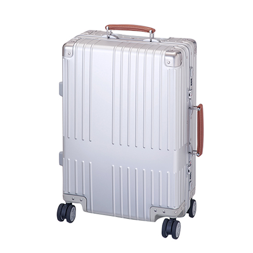 イノベーター スーツケース INV1017 スターリングシルバー 36L