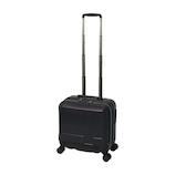 イノベーター 横型キャリー INV36 ブラックエンボス 33L│スーツケース・旅行かばん スーツケース