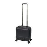 イノベーター 横型キャリー INV36 ディープネイビーエンボス 33L│スーツケース・旅行かばん スーツケース