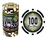 GP プライムポーカー チップ 100 20枚入