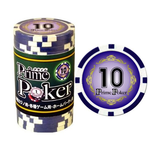 GP プライムポーカー チップ 10 20枚入