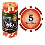 GP プライムポーカー チップ 5 20枚入