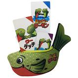 ジーピー ハッピーサーモン カードゲーム 日本語版 グリーン