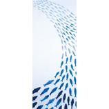 プレーリードッグ(PRAIRIEDOG) 手ぬぐい 和布華 注染 TEOG−003 青の大群│タオル 手ぬぐい