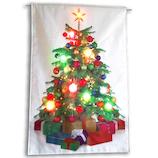 【クリスマス】グローバルアロー クリスマスタペストリー 18M I04‐1592