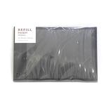 ORANGE AIRLINES バインダーアルバム リフィル ポケット AL212 ブラック