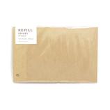ORANGE AIRLINES バインダーアルバム リフィル ポケット AL213 クラフト