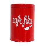 丸栄 コーヒーコンテナ カフェ レッド