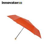 innovator 耐風骨折畳雨傘 オレンジ