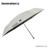 innovator 晴雨兼用折畳傘 ペールグリーン│レインウェア・雨具 折り畳み傘