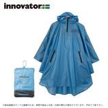 innovator レインポンチョ ライトブルー