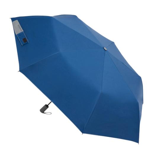 【先行販売】 イノベーター×東急ハンズ 晴雨兼用自動開閉傘 60cm ディープブルー│レインウェア・雨具 日傘