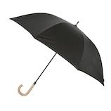 イノベーター(innovator) 耐風骨雨傘 17IN‐65AJ‐6 ブラック