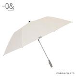 ゼロアンド(−0&) ジャンプミニ オールウェザー ホワイト│レインウェア・雨具 日傘