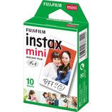 富士フイルム(FUJIFILM) instax mini チェキ専用フィルム 1パック│アルバム・フォトフレーム インスタントカメラ・フィルム