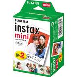 富士フイルム(FUJIFILM) instax mini チェキ専用フィルム 2パック