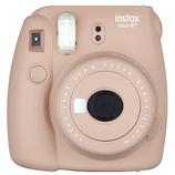 富士フイルム インスタントカメラ チェキ instax mini8+ ココア