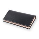 グレンフィールド BRITISH GREEN ブライドルレザー 長財布 10810001 ブラック
