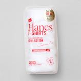 ヘインズ(Hanes) JapanFit H5310 S ホワイト 2枚入│アウトドアウェア