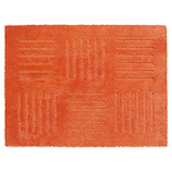 ピタプラス キッチンマット 45×60cm オレンジ 2P│カーペット・マット キッチンマット