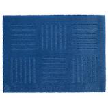 オカ ピタプラス キッチンマット 45×60cm ブルー│カーペット・マット キッチンマット
