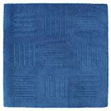 ピタプラス キッチンマット 60×60cm ブルー│カーペット・マット キッチンマット