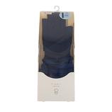 東急ハンズ限定 絹屋 シルクでお手手つるつるUVアームカバー ロング 紺色