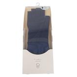 東急ハンズ限定 絹屋 シルクでお手手つるつるUVアームカバー ショート 紺色