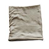 絹屋 極暖シルク ネックウォーマー SO4980 銀│防寒グッズ マフラー・ネックウォーマー