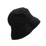 <東急ハンズ> 東急ハンズ限定 内側シルクUVケア帽子 2WAY 鉄黒画像
