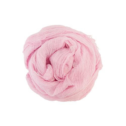 絹屋 UVふんわり絹ストール TH5347 02桜色