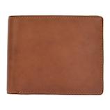 ゾンネ 二つ折り財布 SOS003A キャメル│財布・名刺入れ 二つ折り財布