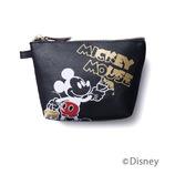 東急ハンズ限定 ディズニー ポーチ Drawing Mickey