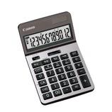 キャノン(Canon) ビジネス電卓 12桁 シルバー│オフィス用品 電卓