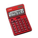 キャノン(Canon) ビジネス電卓 12桁 レッド