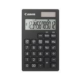 キャノン(Canon) 手帳型電卓 12桁 ブラック